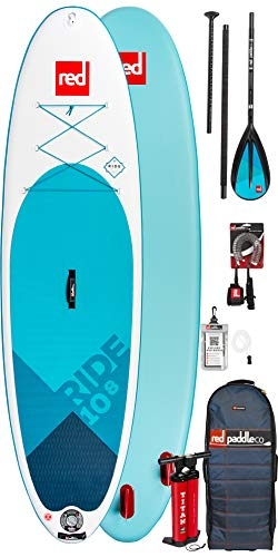 Red Paddle Ride 10'8″ 325cm Inflatable Stand Up Paddle Board