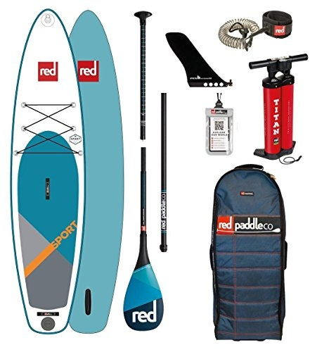 Red Paddle Sport 12'6″ 381cm Inflatable Stand Up Paddle Board