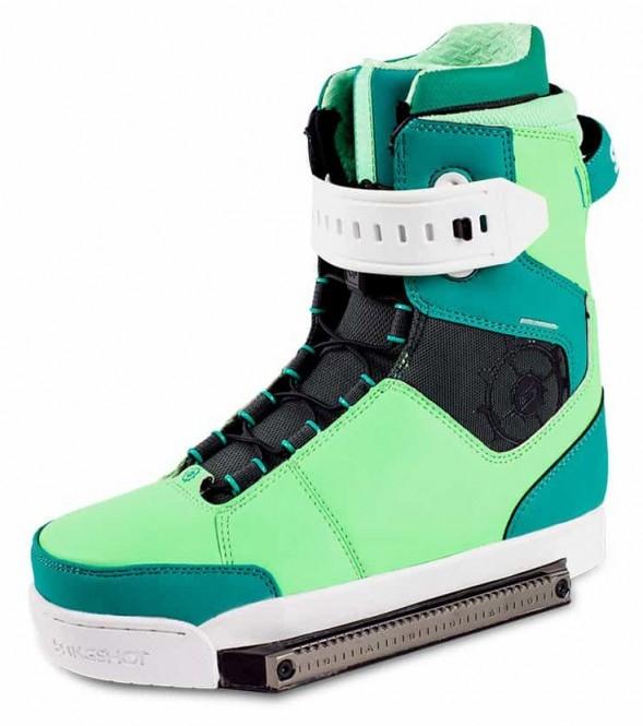 Slingshot Jewel Boots Wakeboard Bindung 2018
