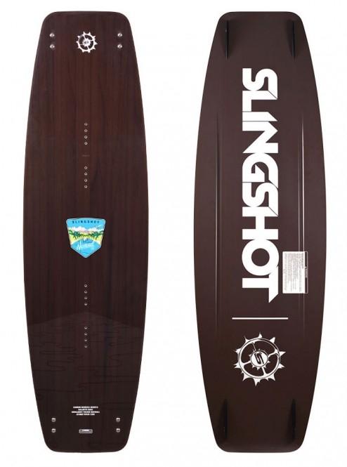 Slingshot Nomad Wakeboard 2019