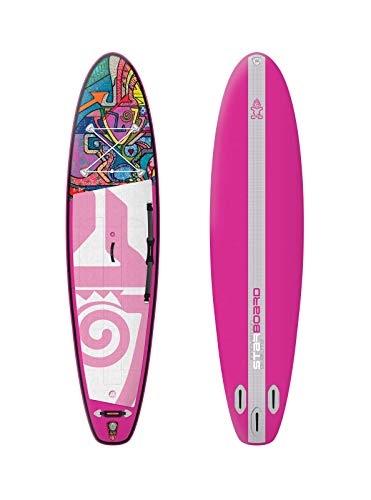 Starboard Astro Igo Tikihine Zen Sun 11'2″ SUP Stand Up Paddle Board 2018