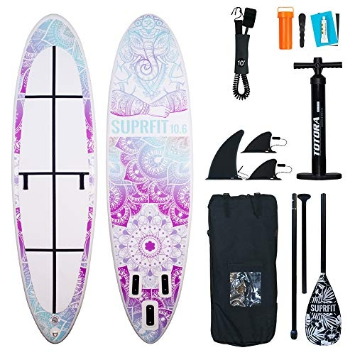 Suprfit Palila Yoga 320cm Stand Up Paddelboard SUP 2019