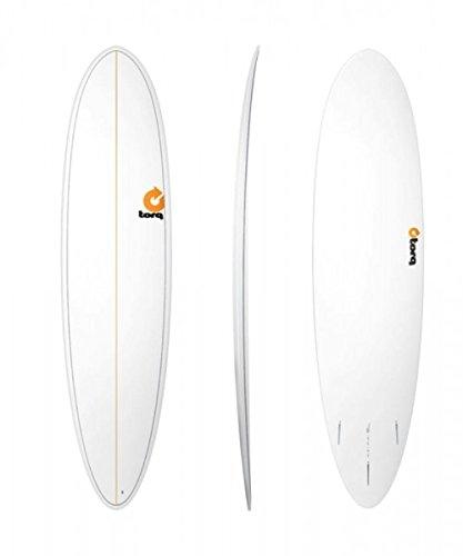 Torq Epoxy 7.6 Funboard Pinlines Surfboard