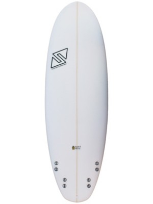 Twinsbros Freaky House FCS Surfboard