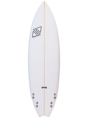 Twinsbros Johnny Fish FCS Surfboard