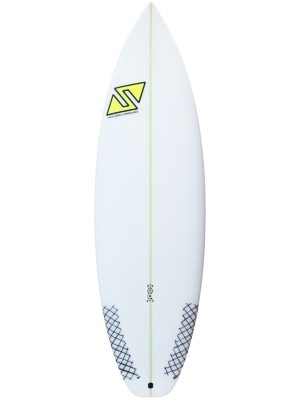 Twinsbros Speed FCS Surfboard