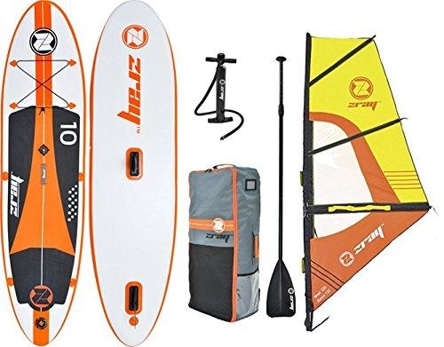 Z-Ray – Aufblasbares Windsurf- und SUP-Set W2